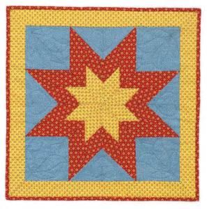 Free Paper Piecing Star Quilt Patterns