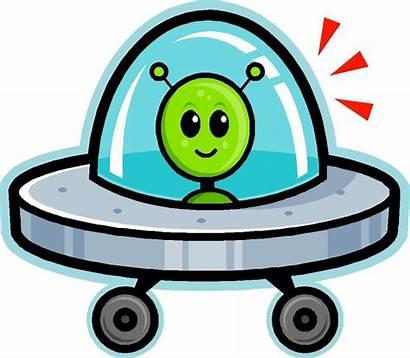 Alien Clipart Spaceships Cartoon Spaceship Martian