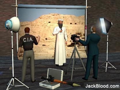 fake osama bin laden tapes fool american public