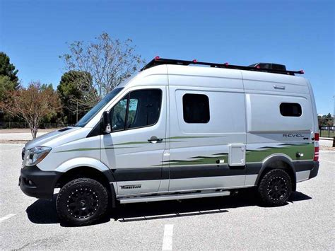 You'll usually find him out exploring by adventure motorcycle or 4x4, while seeking out opportunities to ski, mountain bike and kayak. 2019 New Winnebago Revel 44E 4X4 Sprinter Mercedes Turbo ...