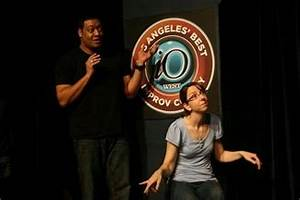 Discover Hollywood - iO West (Improv Olympic)