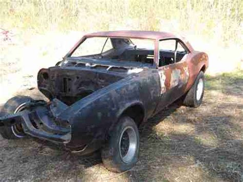 1968 Pontiac Firebird Parts by Sell Used 1968 Pontiac Firebird Project Or Parts Car In