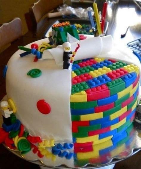 awesome cakes 3 amazing lego cake ideas fancy edibles com