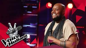 Yerry Rellum  U2013 Crazy  The Blind Auditions