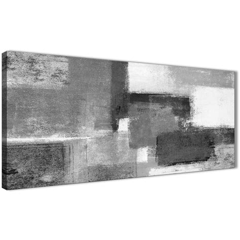 Black And White Abstract Uk by Black White Grey Bedroom Canvas Wall Accessories