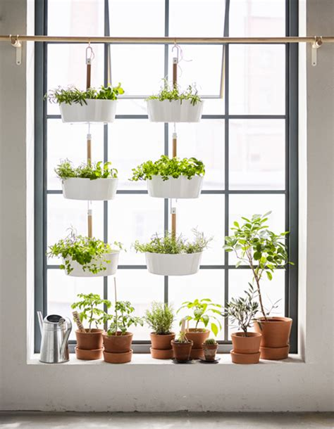 ikea garden indoor diy interior way homes areas plants hanging room vertical separate fresh makes much living take does