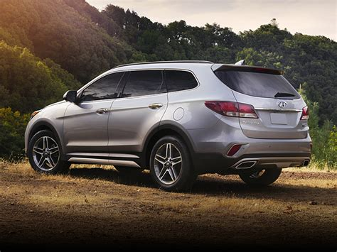 Hyundai Santa Fe Picture by New 2018 Hyundai Santa Fe Price Photos Reviews Safety