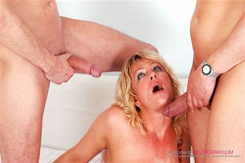 British Old Double Penetrated #Mature #Slut #Starr #Rise #On #A #Double #Penetration #Cuckold