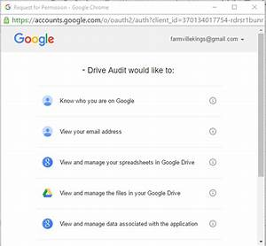 how to find who has access to your google drive files and With access google drive documents