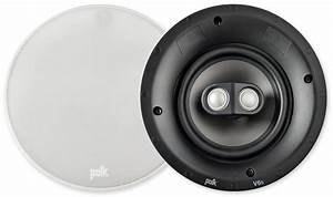 Polk Audio V6s 6 5 U0026quot  Stereo    Surround In