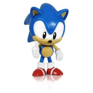 Classic Sonic Hedgehog Toys