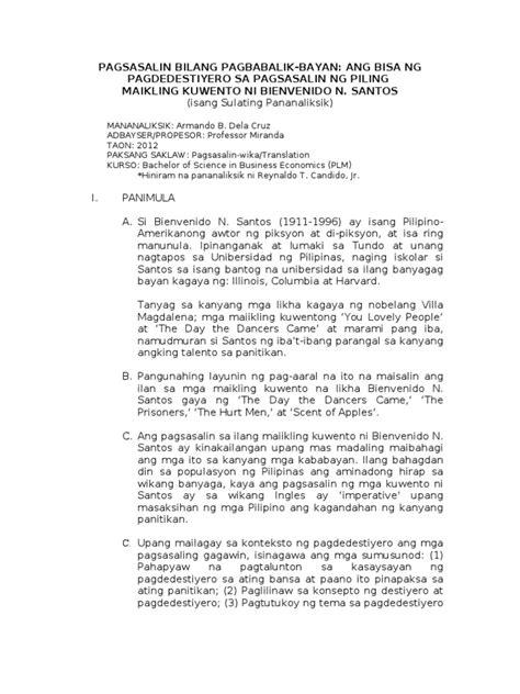 Halimbawa Ng Resume by Halimbawa Ng Resume Sa Pananaliksik 28 Images Thesis Pananaliksik Tagalog Halimbawa Ng