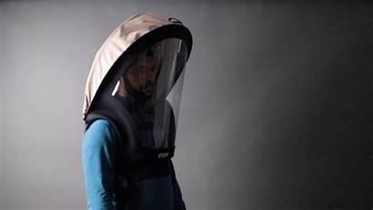 Shield Face Bubble Personal Biovyzr Air Vyzr