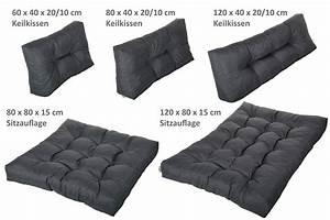 Ausziehtisch 120 X 80 : vita line palettenkissen palettensofa palettenpolster ~ Bigdaddyawards.com Haus und Dekorationen