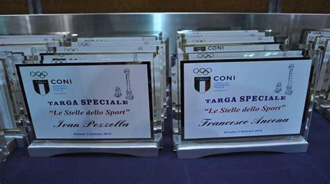 Ufficio Scolastico Provinciale Di Brindisi by Coni Sfilata Di Eccellenze Alle Stelle Al Merito Sportivo
