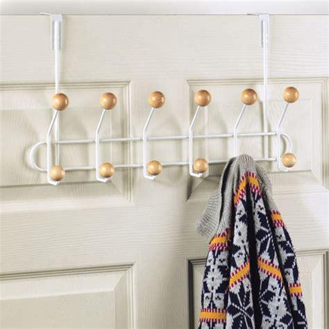 the door coat rack 12 hook the door coat rack in the door hooks