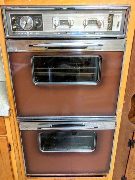 ge  appliances double oven cooktop  range hood
