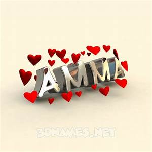 Preview of 'In Love' for name: amma