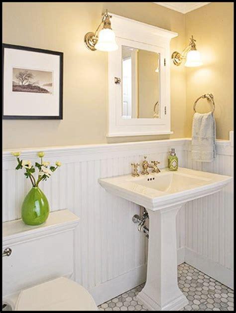 Bathroom Beadboard Ideas by Adjustable Vintage Ls Add Farmhouse Charm To A Vanity