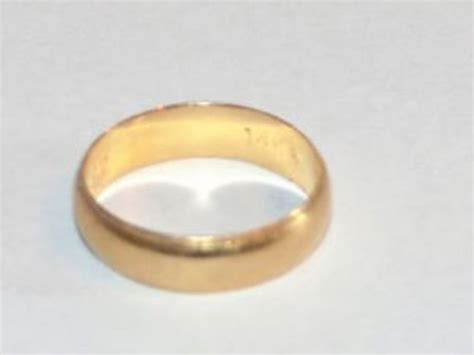 lost wedding ring reunited with owner orland park il patch