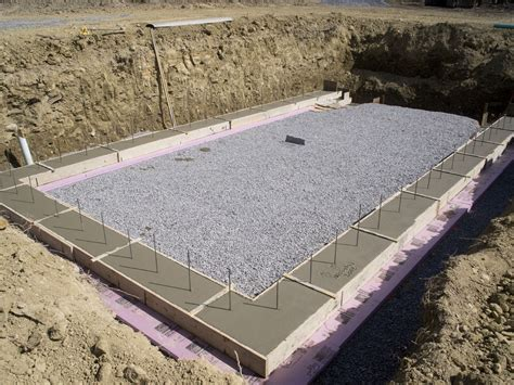building code concrete deck footings doherty house