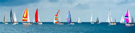 Pictures Of Sailboats by Sailboat Panorama Free Stock Photo Domain Pictures