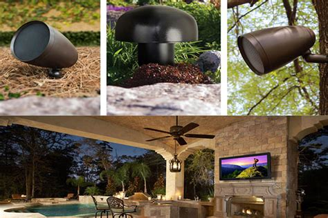 Outdoor Audio Video Installation Tdo Home