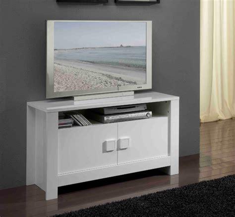 h e cuisine meuble tv pisa laquée blanc