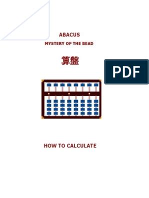 See more ideas about matematyka, mnożenie, edukacja. Learning Mathematics With the Abacus(Soroban) - 04-Year 2 ...