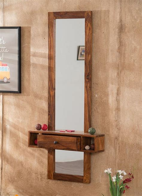 buy solid wood charlie wall hanging dressing