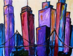 Famous Cityscape Paintings