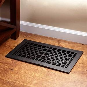 Ideas, Various, Chic, Design, Of, Baseboard, Registers, For