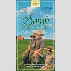 Enchanted Serenity Of Period Films Sarah, Plain And Tall