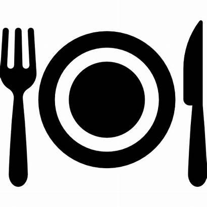 Dinner Icon Icons Utensils Tools