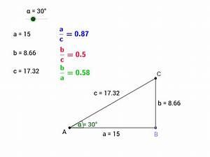 Sinus Cosinus Tangens Winkel Berechnen : einf hrung von sinus cosinus tangens geogebra ~ Themetempest.com Abrechnung