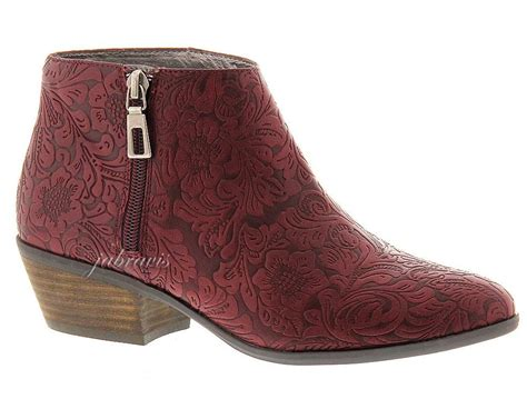 Very Volatile • Fairchild Tooled Embossed Ankle Boot