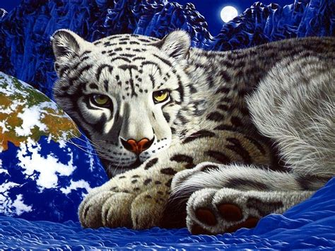3d Wallpapers Of Animals by 3d Tiger Wallpaper Wallpapersafari