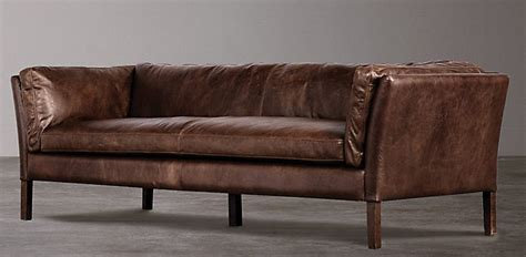 Restoration Hardware Lancaster Sofa Look Alike by Restoration Hardware Leather Sofa Leather Sofa Thesofa