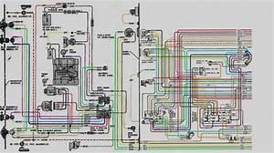 64 Chevy Wire Diagram Color
