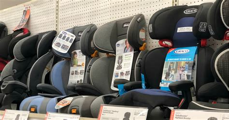 Target's Car Seat Trade-in Event Starts Today = 20% Off