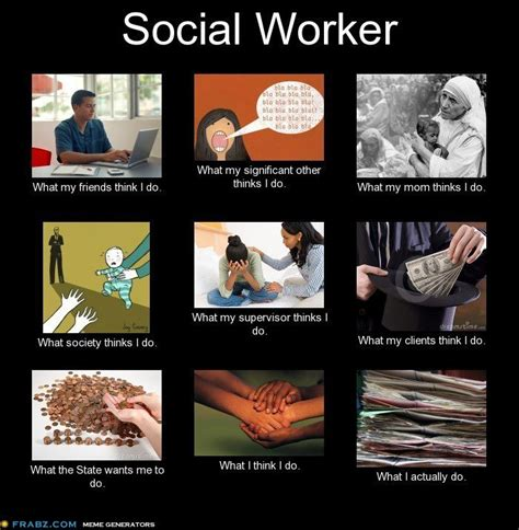 Social Work Meme - funny quotes about social workers quotesgram