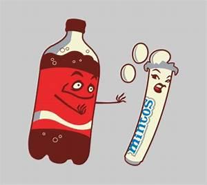 Diet Coke And Mentos Stem Soda Mentos Experiment