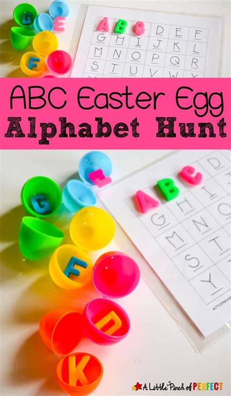 25 best ideas about plastic eggs on plastic 839 | bd6306c2d1b2026bcf087c11c18339ef easter activities alphabet activities
