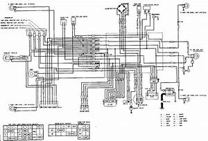 1986 Honda Ct110 Wiring Diagram