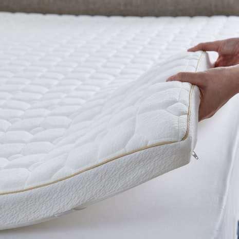 Upholstery Foam Dunelm Mill by Dorma Tencel Blend Memory Foam Mattress Topper Dunelm