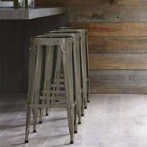 chaise de bar industriel chaise de bar style industriel maison design bahbe com