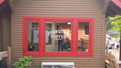 Location is great, coffee is fantastic and the huge selection of pastries that are all delicious. Volunteers appreciate Issaquah Coffee Company! — Friends of Lake Sammamish State Park Website ...