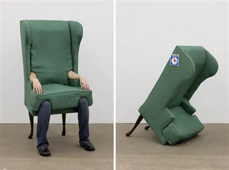 The Disguise Yourself As An Armchair Chair