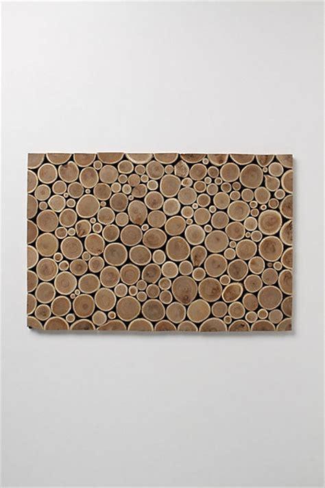 contemporary doormats tree trimmings doormat rustic doormats by anthropologie