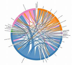 Data Visualization - Chord Diagram Software